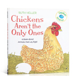 Ruth Heller World of Nature Series Chickens Aren't the Only