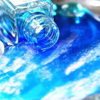 【银河闪粉】28星宿彩色墨水星空钢笔彩墨玻璃笔蘸水墨每瓶18ml