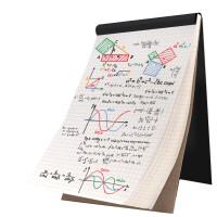 A4笔记本子网格记事本A5方格子空白纸本草稿本B5创意拍纸本高中大学生错题本稿纸本画图本加厚文具用品