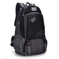 20180619193556273户外双肩包男士旅行包大容量登山包40l双肩男女旅游包运动背包