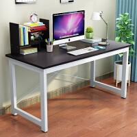 简易电脑桌台式简约家用双人桌写字台学生办公桌经济型书桌小桌子