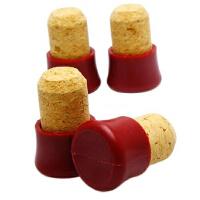 法克曼4只装软木红酒塞 软木塞红酒瓶塞 5305281