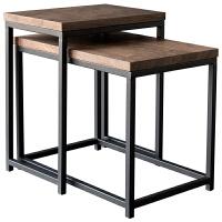 北欧家具现代简约小户型客厅多功能创意迷你圆桌沙发边柜角几茶几