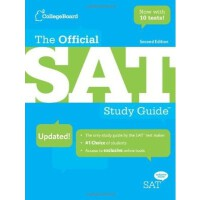 The Official SAT Study Guide. 2nd edition《SAT考试官方指南第二版》 SAT