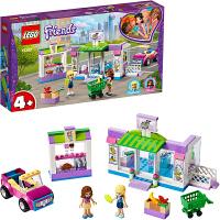 【当当自营】LEGO乐高积木好朋友Friends系列41362 4岁+心湖城超市