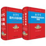 小学生现代汉语词典+笔顺规范字典(套装共2册) 双色版大开本 小学1-6年级适用