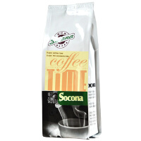 Socona尊享系列 精选原产地巴西咖啡豆 原装进口咖啡粉250g 包邮