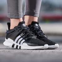 adidas阿迪达斯三叶草女鞋2019春季新款跑步休闲鞋运动鞋G54480