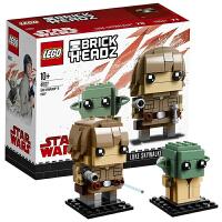【当当自营】乐高LEGO 方头仔系列 41627 星球大战 绝地武士师徒套装 卢克与尤达大师