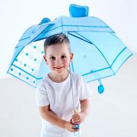 Hape儿童伞 1-6岁宝宝儿童玩具 运动户外 戏水象 粉红猪