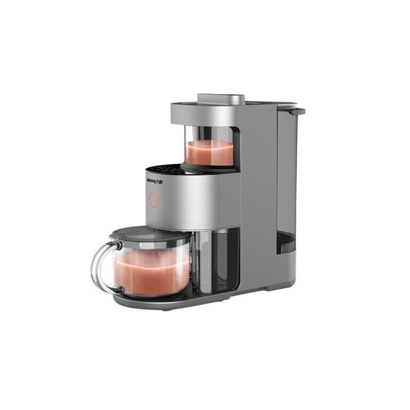 新品九阳Y1不用手洗破壁机静音料理全自动家用多功能养生豆浆小型