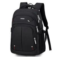 电脑包休闲背包商务旅行包欧美书包男时尚潮流大高初中学生双肩包