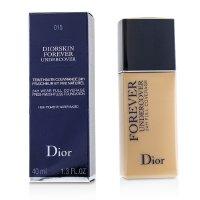 迪奥 Christian Dior 凝脂恒久无痕粉底液 24h持妆遮瑕 控油 -015 Tender Beige(40m