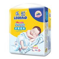 [当当自营]香港乐巢 劲抵装单包系列 超薄干爽纸尿裤 大号L64(适合9-13kg)