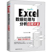 Excel数据处理与分析应用大全 北京大学出版社