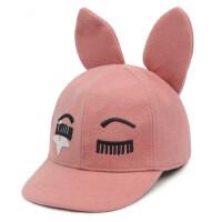 儿童鸭舌帽 女孩毛呢帽宝宝毛呢鸭舌帽男童鸭舌帽