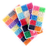 儿童创意水雾神奇魔珠益智类玩具 diy水粘珠手工制作拼豆拼珠套装