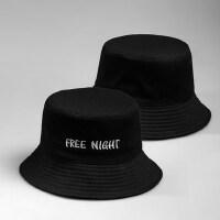 男士帽子时尚潮韩个性男潮牌嘻哈街头chic渔夫帽ulzzang盆帽