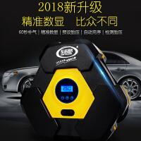 车载充气泵12v电动便携式小轿车汽车用轮胎点烟器式多功能加气机新品