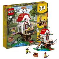 【当当自营】LEGO乐高积木创意百变组Creator系列31078 7-12岁树屋宝藏