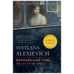 Secondhand Time,二手时间 S・A・阿列克谢耶维奇作品 诺贝尔文学奖得奖 英文原版小说