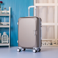 拉杆箱26寸万向轮女士学生行李箱24寸旅行箱子母20登机箱旅游箱包 26寸买一送十 终身保修