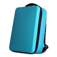夏男女双肩包硬壳电脑包笔记本包磨砂背包旅行包韩版学生书包SN5711