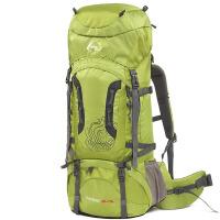 户外运动防水双肩背包舒适透气防撕裂大容量60/70L徒步登山包户外装备