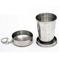 折叠水杯 可折叠杯旅行便携式迷你伸缩水杯漱口杯压缩杯子户外运动水壶
