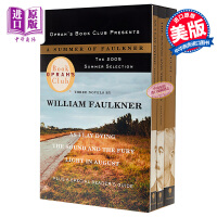 【中商原版】[英文原版]A Summer of Faulkner: As I Lay Dying/The Sound and the Fury