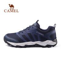 CAMEL骆驼户外男款徒步鞋 耐磨防滑登山鞋减震男款徒步鞋