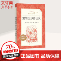 爱丽丝梦游仙境(经典名著口碑版本) 人民文学出版社