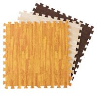 木纹拼接泡沫地垫拼图榻榻米爬爬行垫卧室客厅儿童拼图地板垫子60