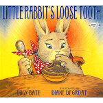Little Rabbit's Loose Tooth 小兔子的牙松了 ISBN 9780517551226