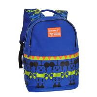 新年特价 迪士尼/Disney BM0602A/蓝色 小学生书包男女1-3-4年级米奇减负双肩背包儿童8-10-12岁