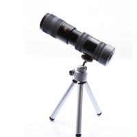 全金属30倍变倍倍清单筒望远镜夜视袖珍可伸缩