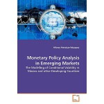 【预订】Monetary Policy Analysis in Emerging Markets