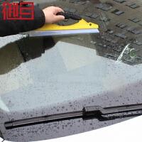 【618每满100减50】御目 汽车玻璃刮水板 挡风玻璃硅胶刮水器一字水刮弓形窗刮不伤车漆