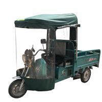 电动三轮车车棚前车头车前棚前头快递驾驶室遮阳挡雨棚蓬摩托车篷新品