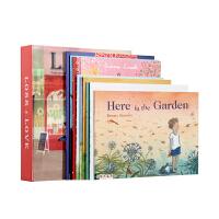 【盖世童书】英文原版 不曾离去的爱 生命教育系列绘本LOSS&LOVE儿童宝宝情绪能力认知与培养 亲子睡前阅读故事 支
