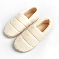 棉拖鞋女冬天居家男包跟室内情侣冬季月子鞋厚底产后保暖家居家用
