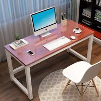 台式电脑桌家用电竞桌卧室简易书桌写字台桌子简约现代办公桌