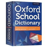 牛津小学字典词典 英文原版 Oxford School Dictionary 牛津英英词典字典 全英文版进口英语学习英语