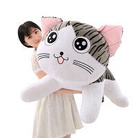 起司猫公仔猫咪布娃娃毛绒玩具小猫玩偶睡觉抱枕儿童生日礼物女生
