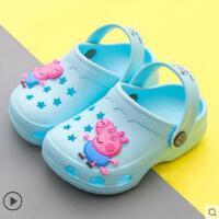 户外新品网红同款儿童拖鞋家用男童室内宝宝女童洗澡凉拖鞋幼儿防滑软底