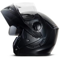 摩托车头盔 电动车头盔 男女士双镜片