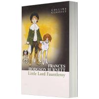 柯林斯经典文学:小爵爷方特罗伊 英文原版 Little Lord Fauntleroy 进口英语书籍 Collins