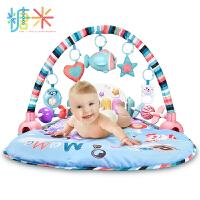 糖米新生婴儿幼儿宝宝玩具0-1岁益智女孩3早教6儿童男孩12个月