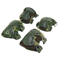 骑行兄弟福音户外军迷人cs特种兵战术护具登山轮滑骑行护膝护肘防护装备套装新品
