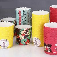 【支持礼品卡】50只蛋糕纸杯 高温杯/马芬杯/耐高温 整条卖 烘培用品r9h